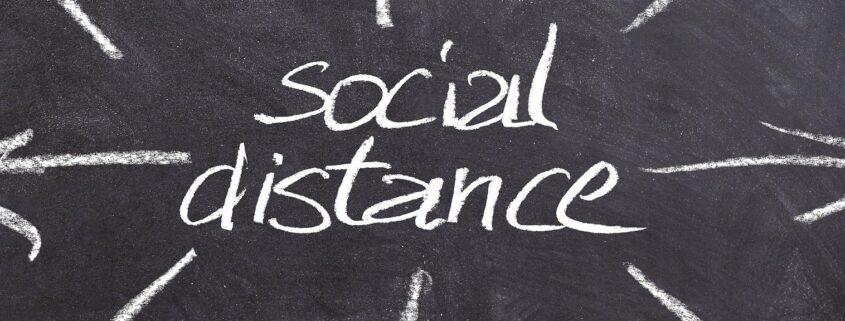 Social distance